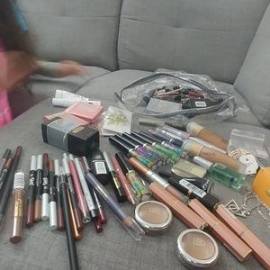 Lots of new make up